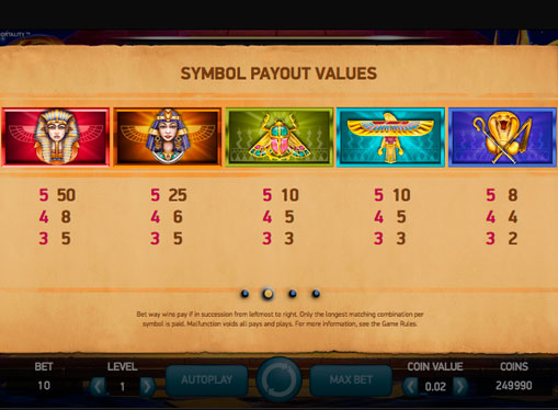Spiele Pyramid Quest - Video Slots Online