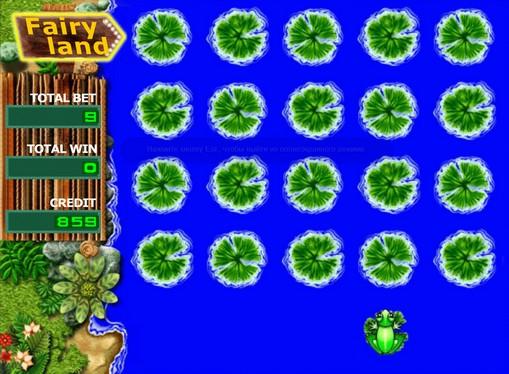 Bonusspiel von Slot Fairy Land
