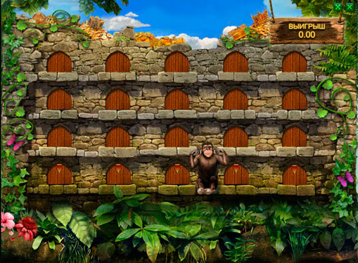 Bonusspiel von Spielautomat Happy Jungle