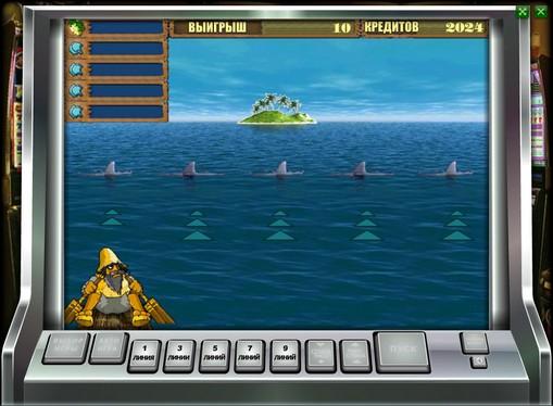 Bonusspiel von Spielautomat Island 2