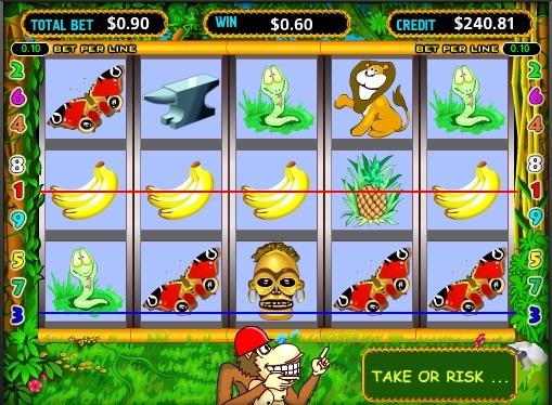 Crazy Monkey Spielen Sie den Slot online