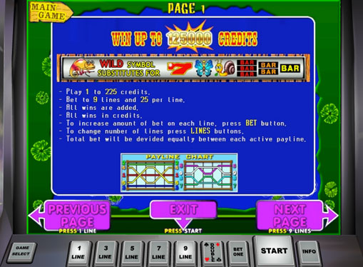 Spiele Peas Fairy - Video Slots Online
