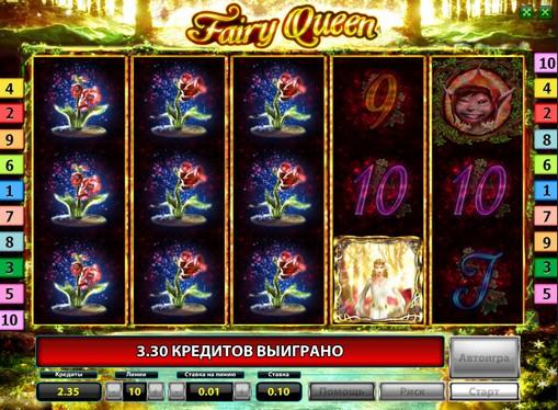 Kostenlose Spins von Slot Fairy Queen