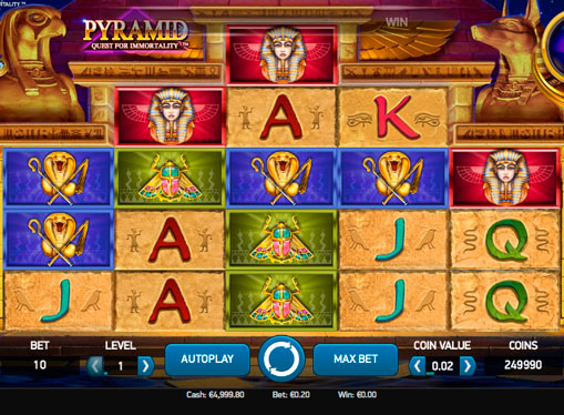 Spiele Pyramid Escape - Video Slots Online
